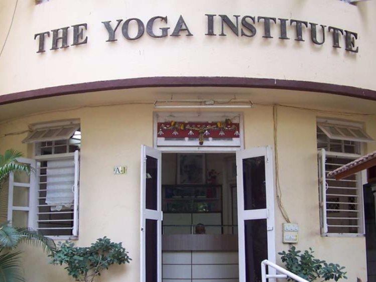 The Yoga Institute Mumbai India 1