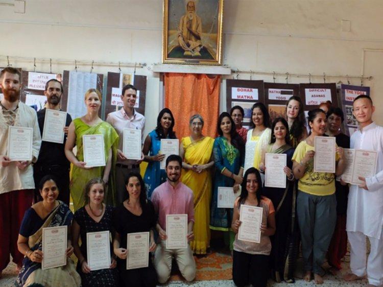 The Yoga Institute Yoga Teacher Training 1