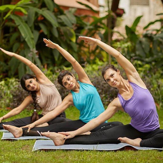 The Yoga Institute Yoga Teacher Training 2
