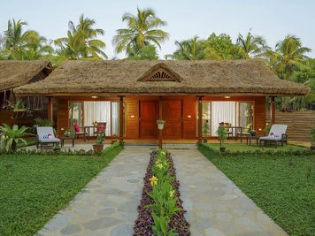 Sitaram Ayurveda Beach Retreat Thrissur India