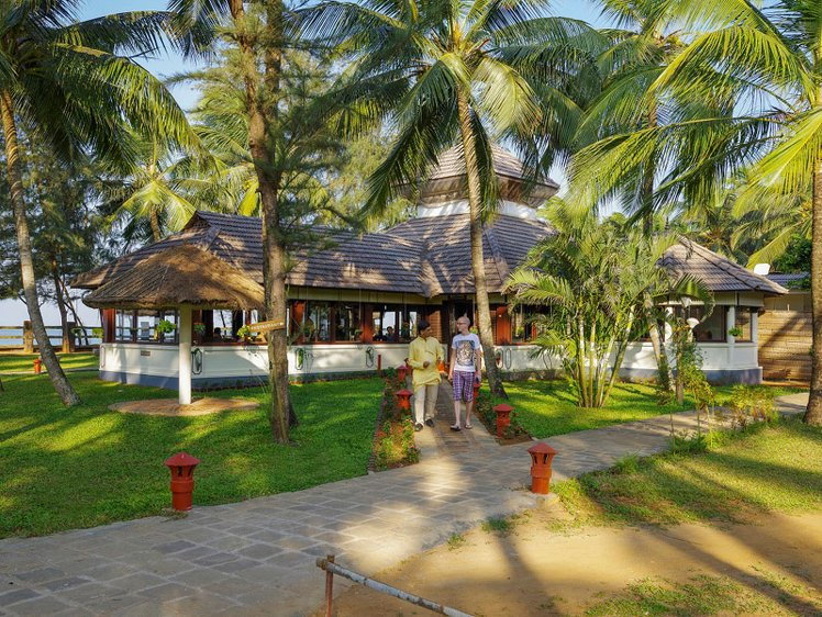 Sitaram Ayurveda Beach Retreat Thrissur India 3