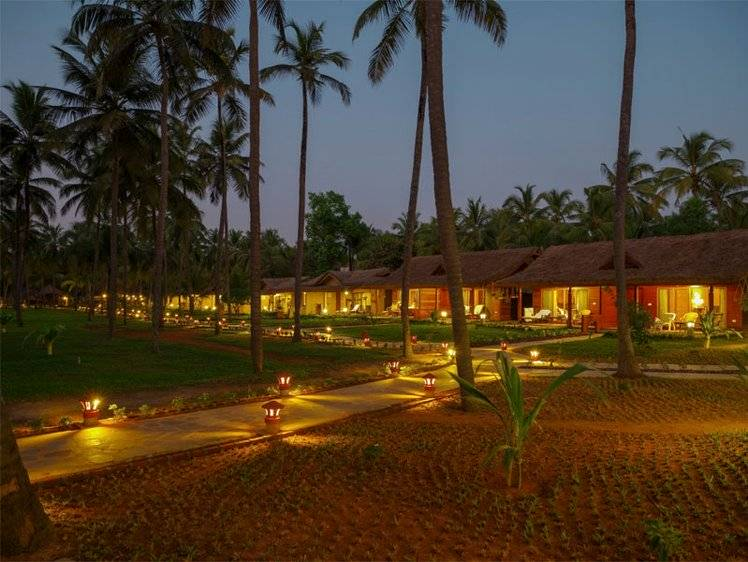 Sitaram Ayurveda Beach Retreat Thrissur India 2