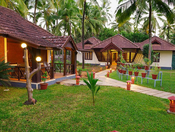 Sitaram Ayurveda Beach Retreat Thrissur India 5