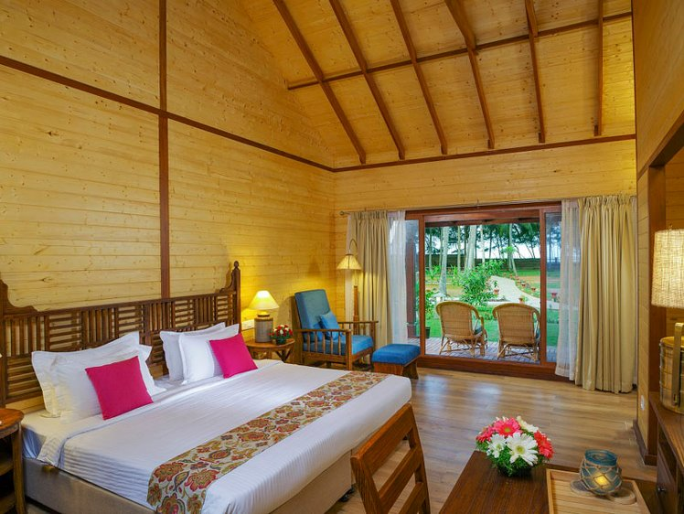 Sitaram Ayurveda Beach Retreat Thrissur India 9
