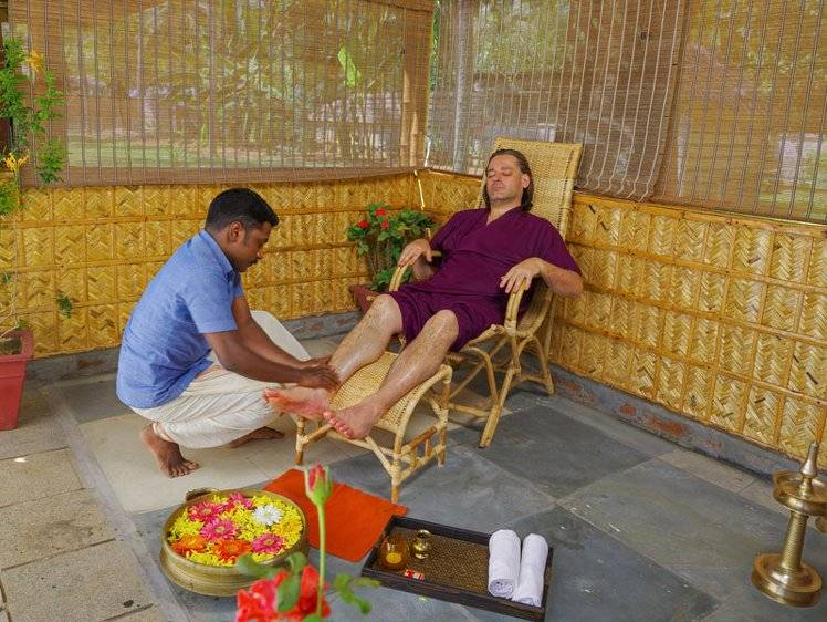Sitaram Ayurveda Beach Retreat Thrissur India 7