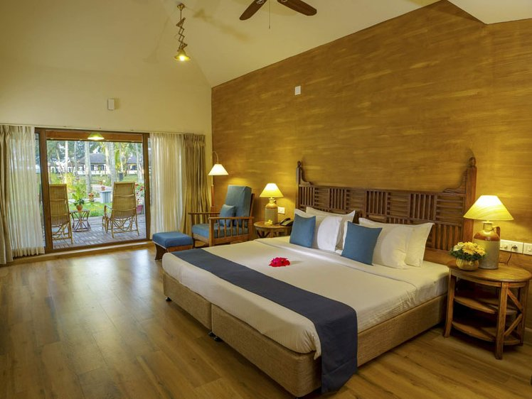 Sitaram Ayurveda Beach Retreat Thrissur India 6