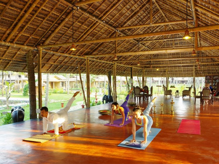 Sitaram Ayurveda Beach Retreat Thrissur India 10