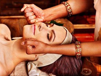 Sitaram Ayurveda Beach Retreat 6 Nights / 7Days Ultimate Anti Stress Package
