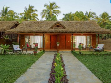 Sitaram Ayurveda Beach Retreat Luxury Sea Facing