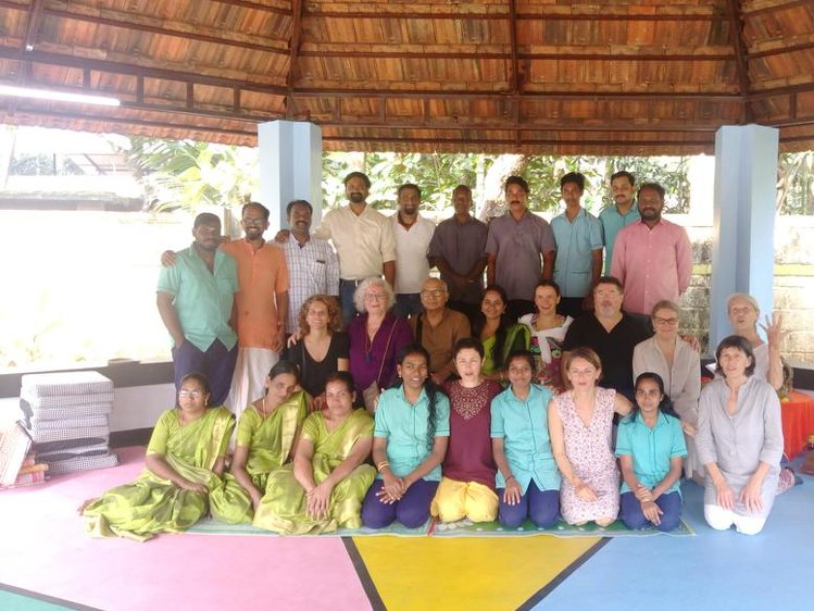 Deepanjali Wellness & Retreat Thrissur India 7