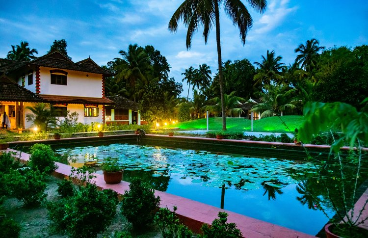 Deepanjali Wellness & Retreat Thrissur India 6