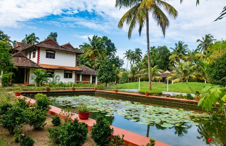 Deepanjali Wellness & Retreat Thrissur India 7