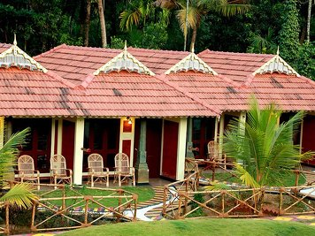 Deepanjali Wellness & Retreat Shared Cottage