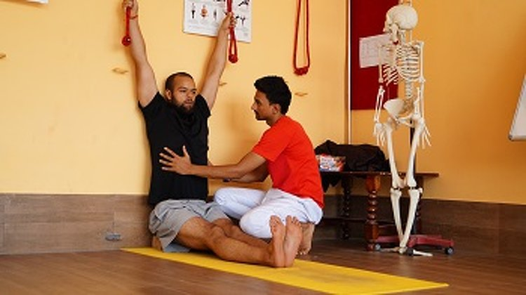 Vinyasa Yoga Academy Rishikesh India 5