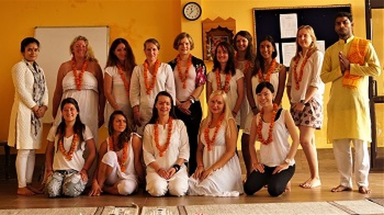 Vinyasa Yoga Academy Rishikesh India 7