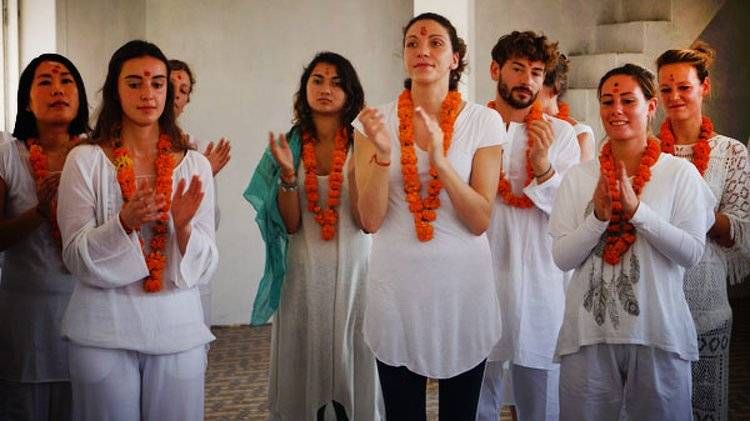 Vinyasa Yoga Academy Rishikesh India 10