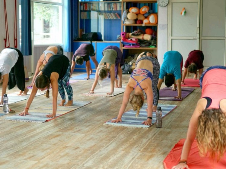 Vinyasa Yoga Academy 300 Hour Ashranga/Vinyasa Yoga Teacher Training 1