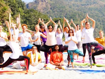 Vinyasa Yoga Academy 500 Hour (58 Nights / 59 Days) Yoga Teacher Training