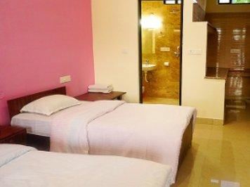 Vinyasa Yoga Academy Dormitory Room