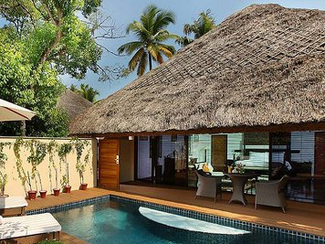 Carnoustie Ayurveda & Wellness Resort Ayurveda Rejuvenation Program Semantha Pool Villa
