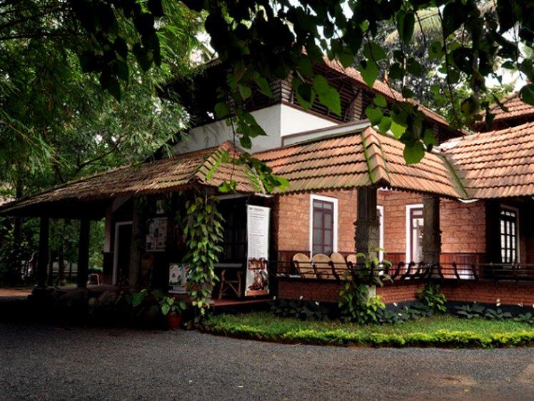 Punarnava Ayurveda Hospital Edapally India 3