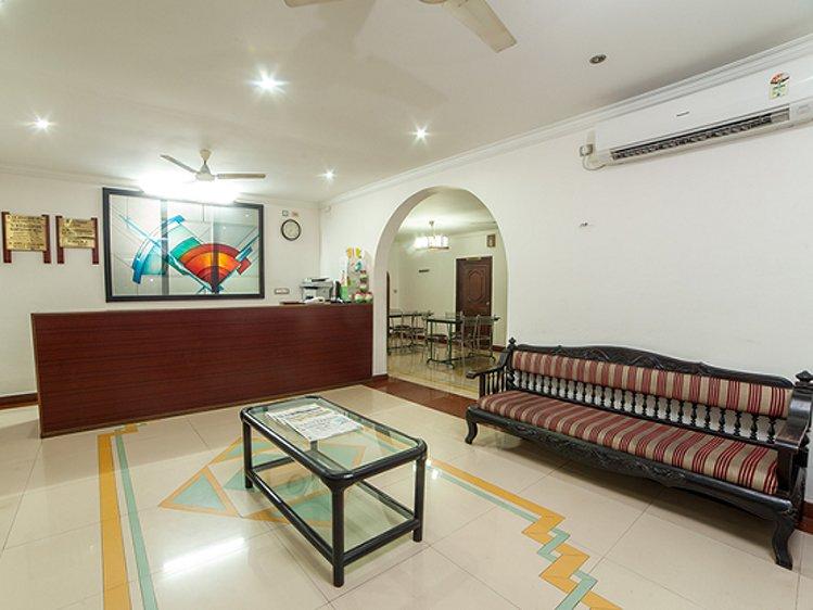 Punarnava Ayurveda Hospital Ernakulam India 2