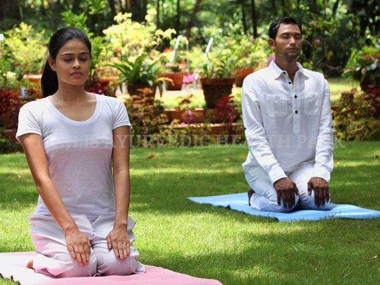 Majlis Ayurvedic Health Park Thrissur India 8