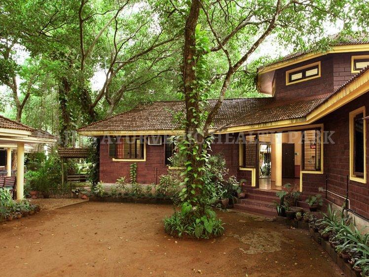 Majlis Ayurvedic Health Park Thrissur India 3