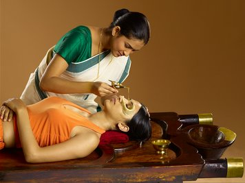 Majlis Ayurvedic Health Park 20 Nights / 21Days Eye Care