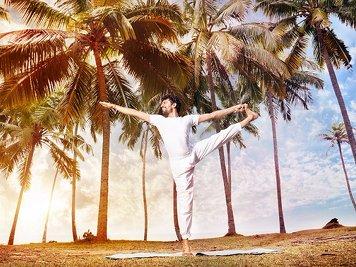 Majlis Ayurvedic Health Park 6 Nights / 7Days Yoga and Meditation
