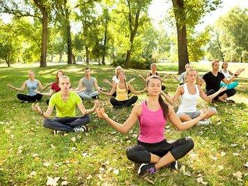 Majlis Ayurvedic Health Park Yoga and Meditation