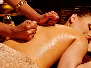 Namaste Ayurvedic Wellness Center 20 Nights / 21Days Neck and Back Package