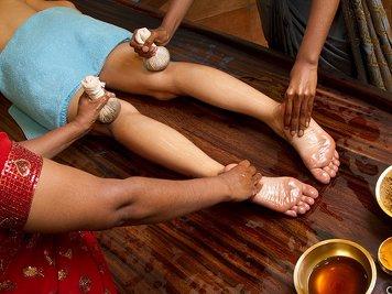 Namaste Ayurvedic Wellness Center 27 Nights / 28Days Paralysis Package