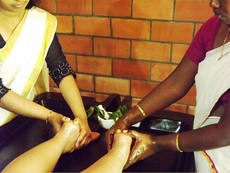 Namaste Ayurvedic Wellness Center Paralysis Package 2