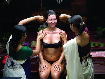 Namaste Ayurvedic Wellness Center 20 Nights / 21Days Ayurveda Therapist Course