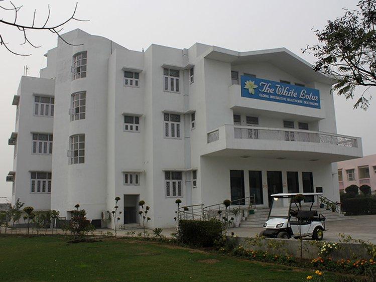 The White Lotus Bakkrwala India 1