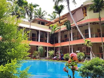 Ideal Ayurvedic Resort Trivandrum India