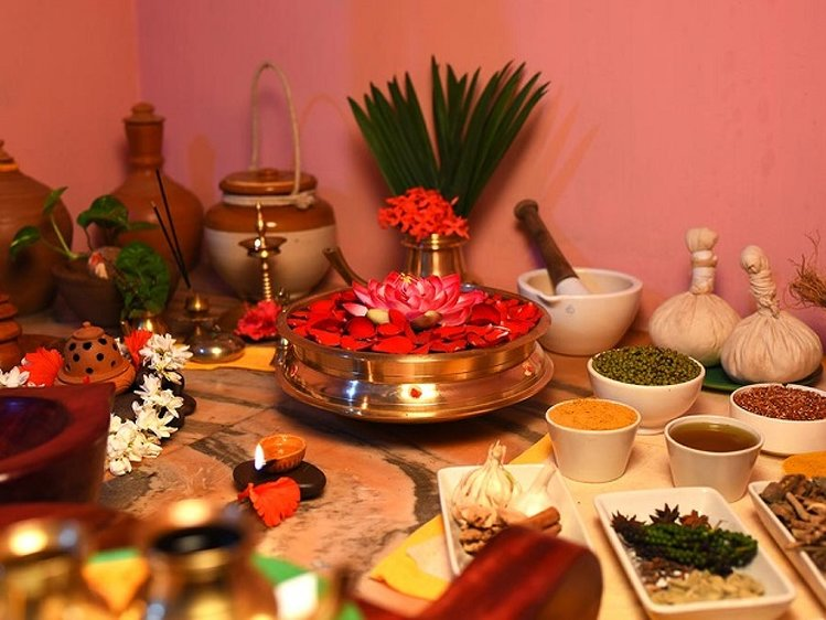 Ideal Ayurvedic Resort Trivandrum India 10