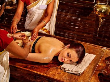 Ideal Ayurvedic Resort 28 Nights / 29Days Spine & Neck Care Treatment