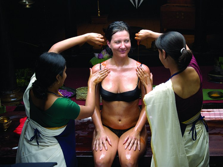Ideal Ayurvedic Resort Body Purification Therapy 1