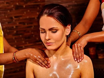 Ideal Ayurvedic Resort 28 Nights / 29Days Body Purification Therapy