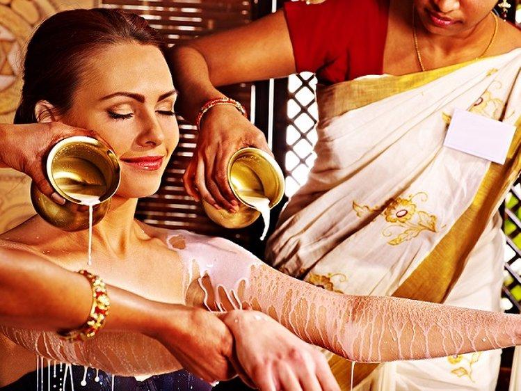 Ideal Ayurvedic Resort Psoriasis / Eczema Treatments 1