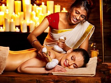 Ideal Ayurvedic Resort 7 Nights / 8Days Rejuvenation Therapy