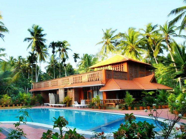 Beach and Lake Ayurvedic Resort Thiruvananthapuram India 2