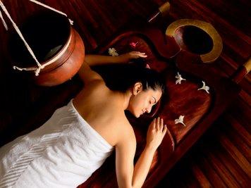 Beach and Lake Ayurvedic Resort 13 Nights / 14Days Rejuvenation Therapy