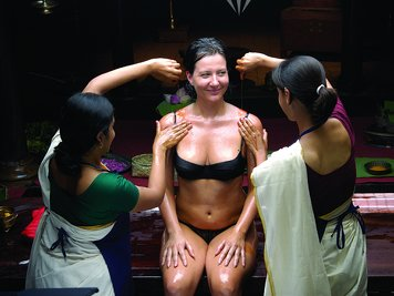 Beach and Lake Ayurvedic Resort 20 Nights / 21Days Body Purification Therapy