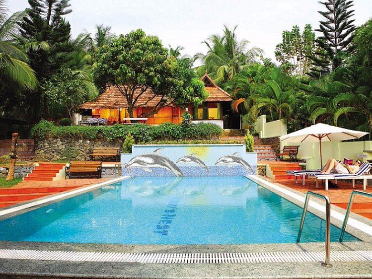 Nikki's Nest - A Seaside Ayurvedic Resort Trivandrum India 1
