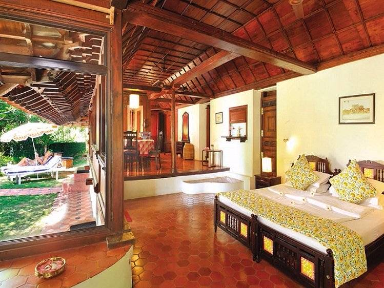 Nikki's Nest - A Seaside Ayurvedic Resort Trivandrum India 3
