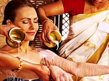 Nikki's Nest - A Seaside Ayurvedic Resort 13 Nights / 14Days Body Purification Therapy