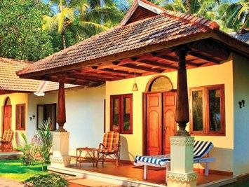 Nikki's Nest - A Seaside Ayurvedic Resort Cottage/Chalet  A/C